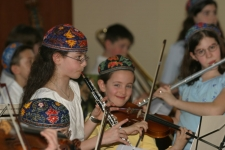 Westchester Klezmer Program Youth Band