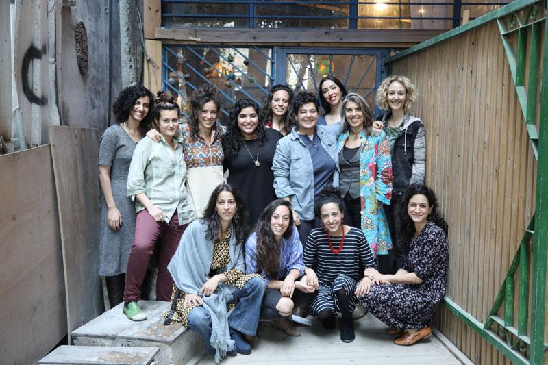 Yael Deckelbaum & Prayer of the Mother's Ensemble