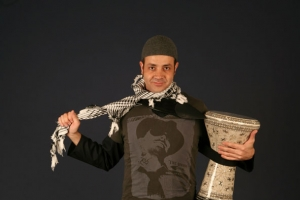 "Karim Nagi ""Turbo Tabla"""