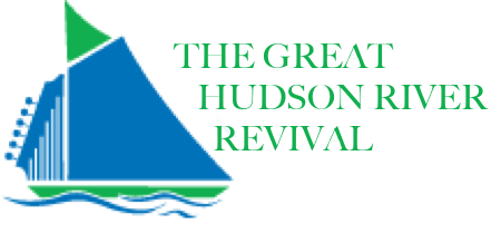 Clearwater's Great Hudson River Revival Logo